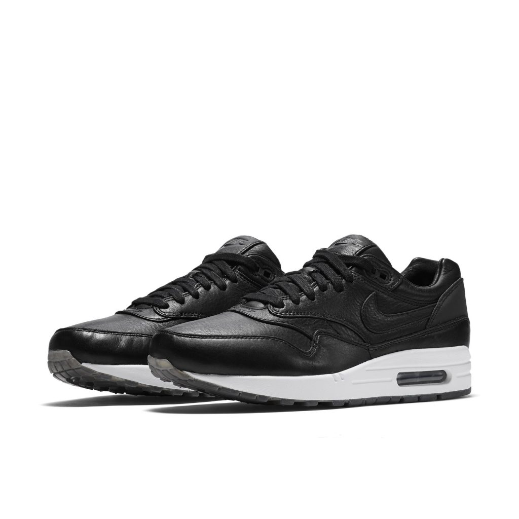 Air Max 1 Pinnacle - Black - Full