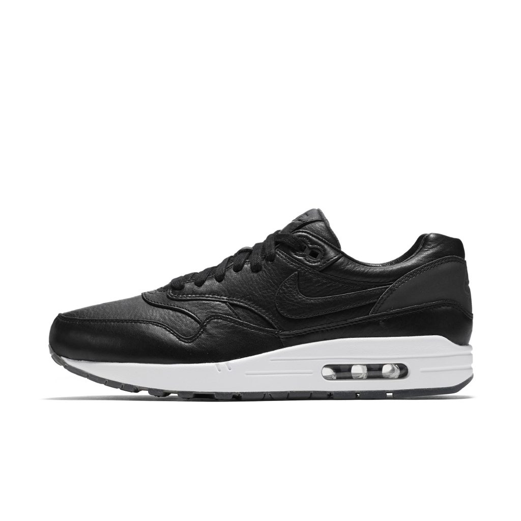 Air Max 1 Pinnacle - Black - Side