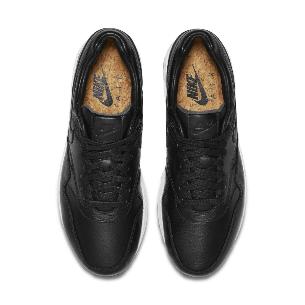 Air Max 1 Pinnacle - Black - Top