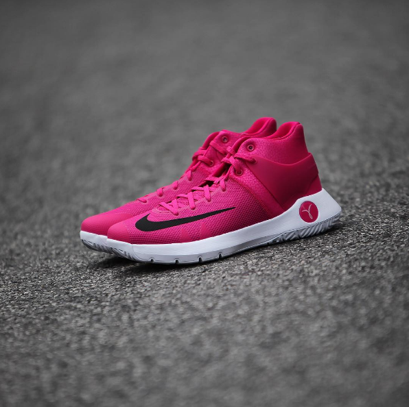 Check out Nike Basketball's Breast Cancer Awareness Pack-10