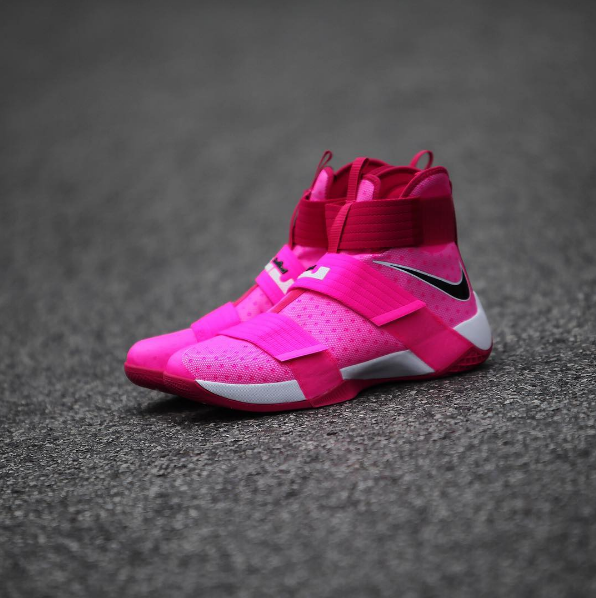 Check out Nike Basketball's Breast Cancer Awareness Pack-34