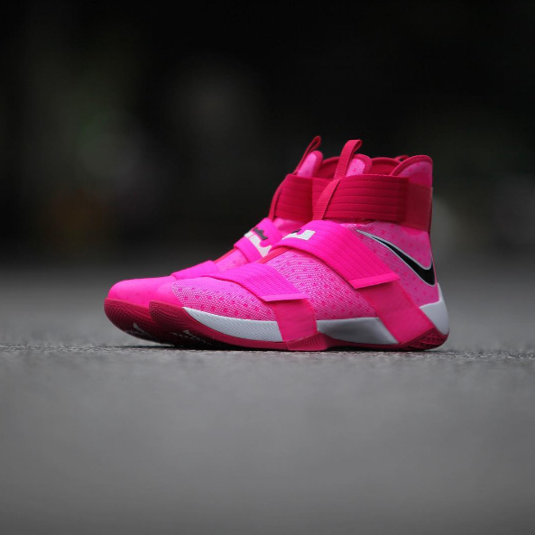Check out Nike Basketball's Breast Cancer Awareness Pack-35