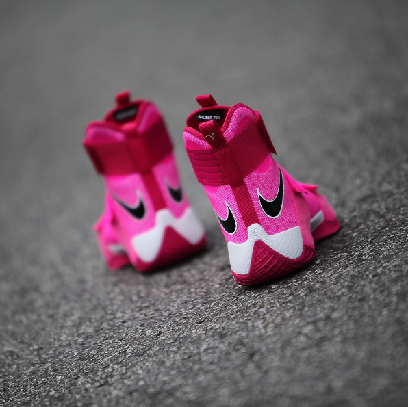 Check out Nike Basketball's Breast Cancer Awareness Pack-38