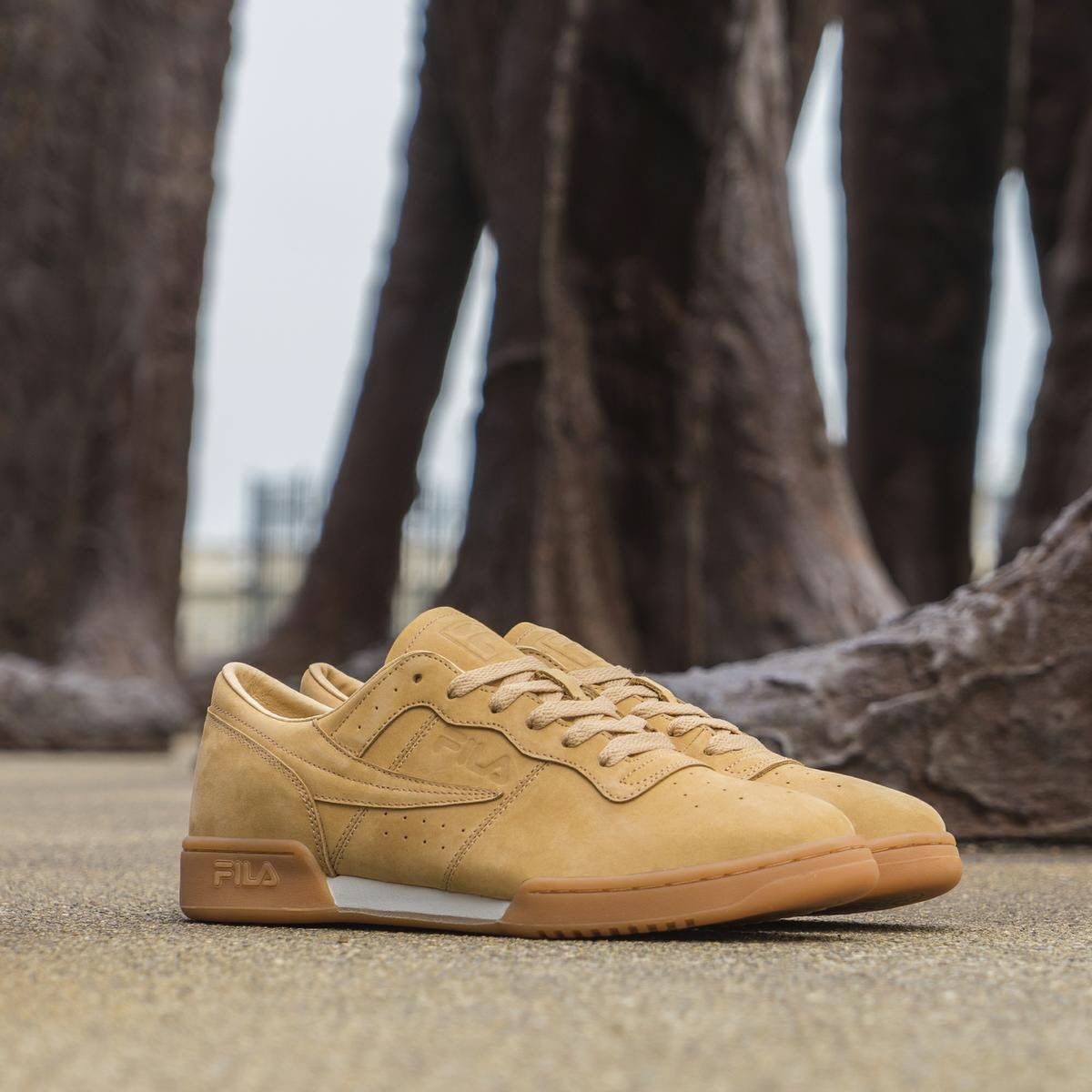 Fila Original Fitness Veg Tan – Full