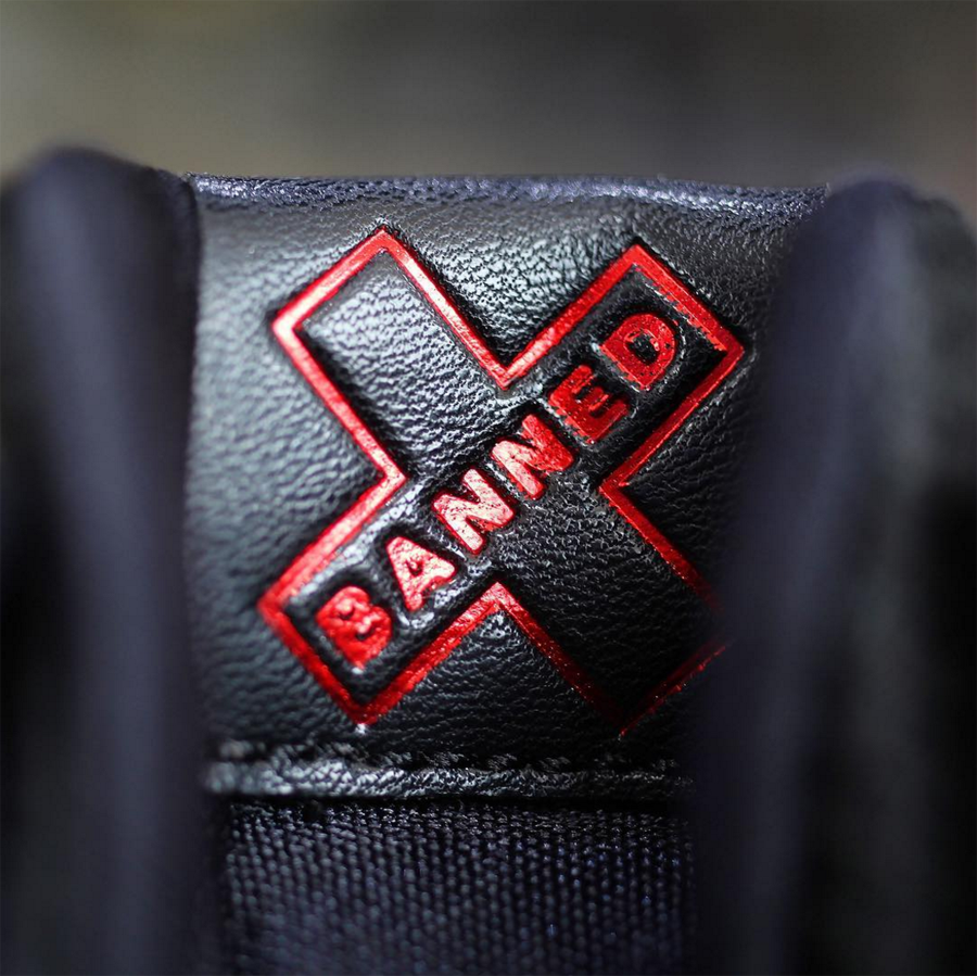 Get Up Close and Personal with the Air Jordan XXXI 'Banned' 4