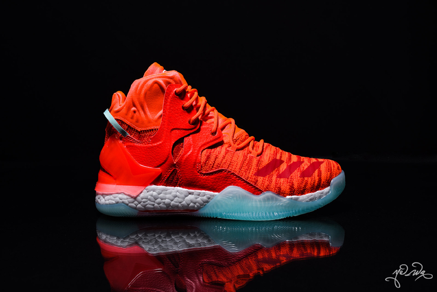Get Up Close and Personal with the adidas D Rose 7 Primeknit 1