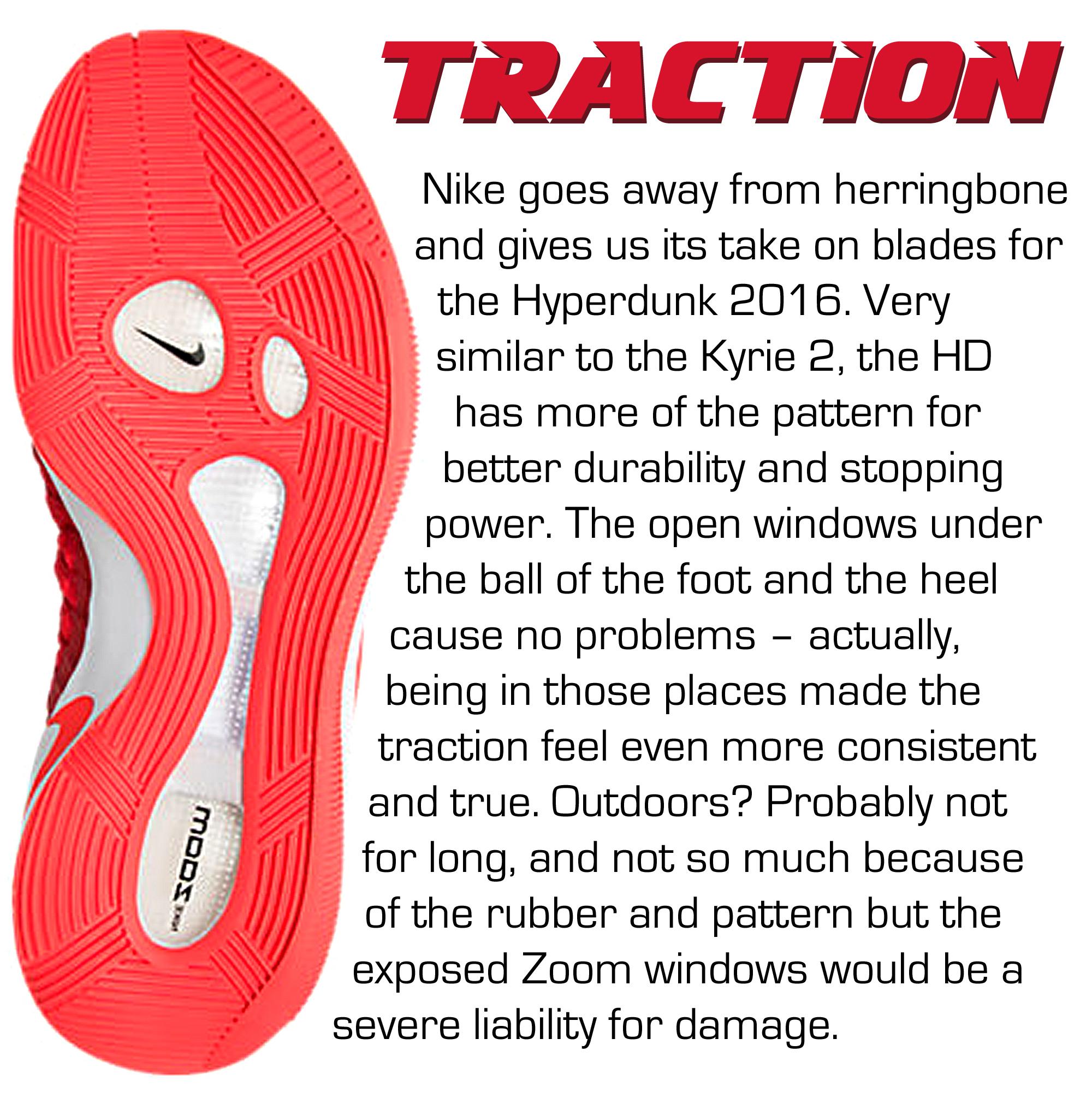 HyperDunk High - Traction 2
