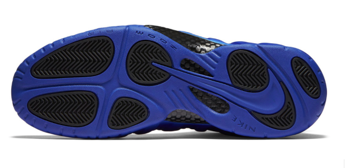 Nike Air Foamposite Pro 'Hyper Cobalt' 6