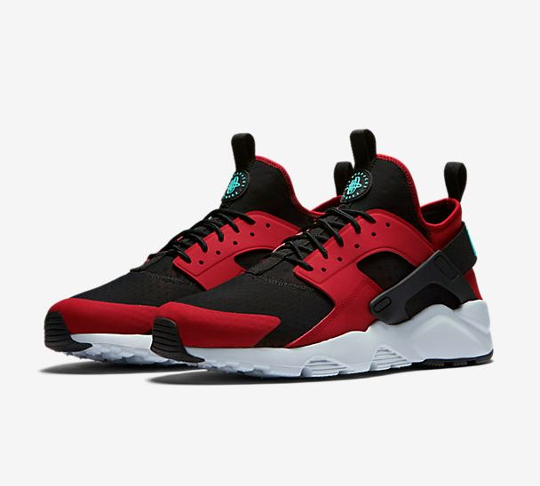 Nike Air Huarache Ultra Gym Red 3
