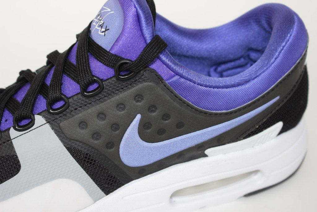 Nike Air Max Zero QS Persion Violet - Midfoot