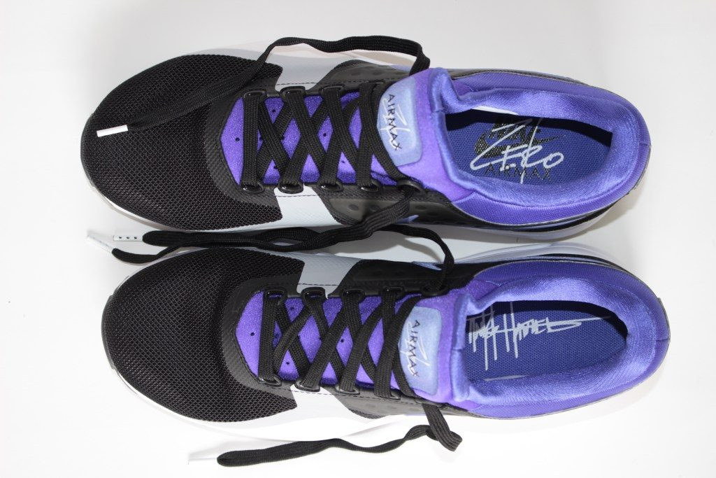 Nike Air Max Zero QS Persion Violet - Top Side