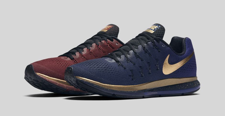 Nike Air Zoom Pegasus 33 LE Michael Johnson 1