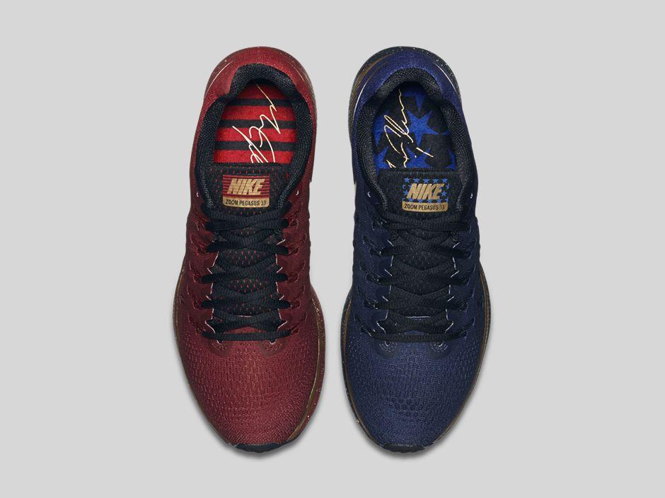 Nike Air Zoom Pegasus 33 LE Michael Johnson 5