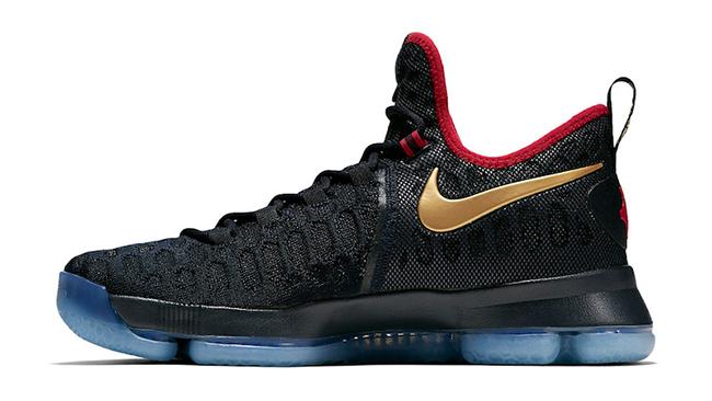 Nike KD 9 Gold Medal 3