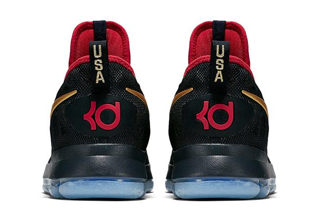 Nike KD 9 Gold Medal 5