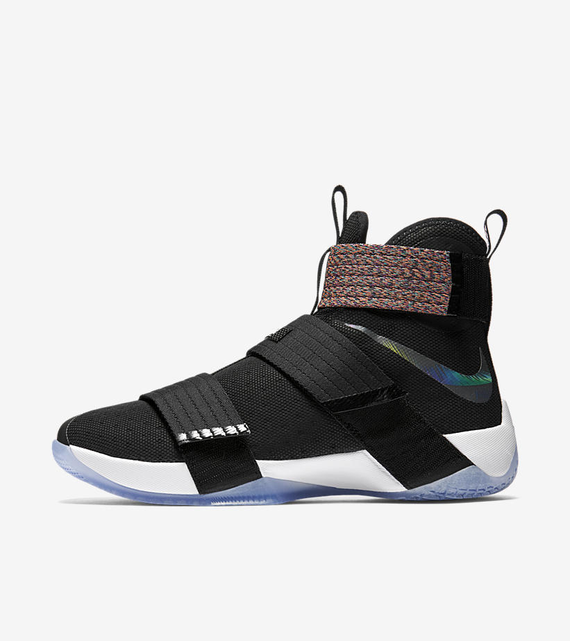 Nike LeBron Soldier 10 'Unlimited' lateral