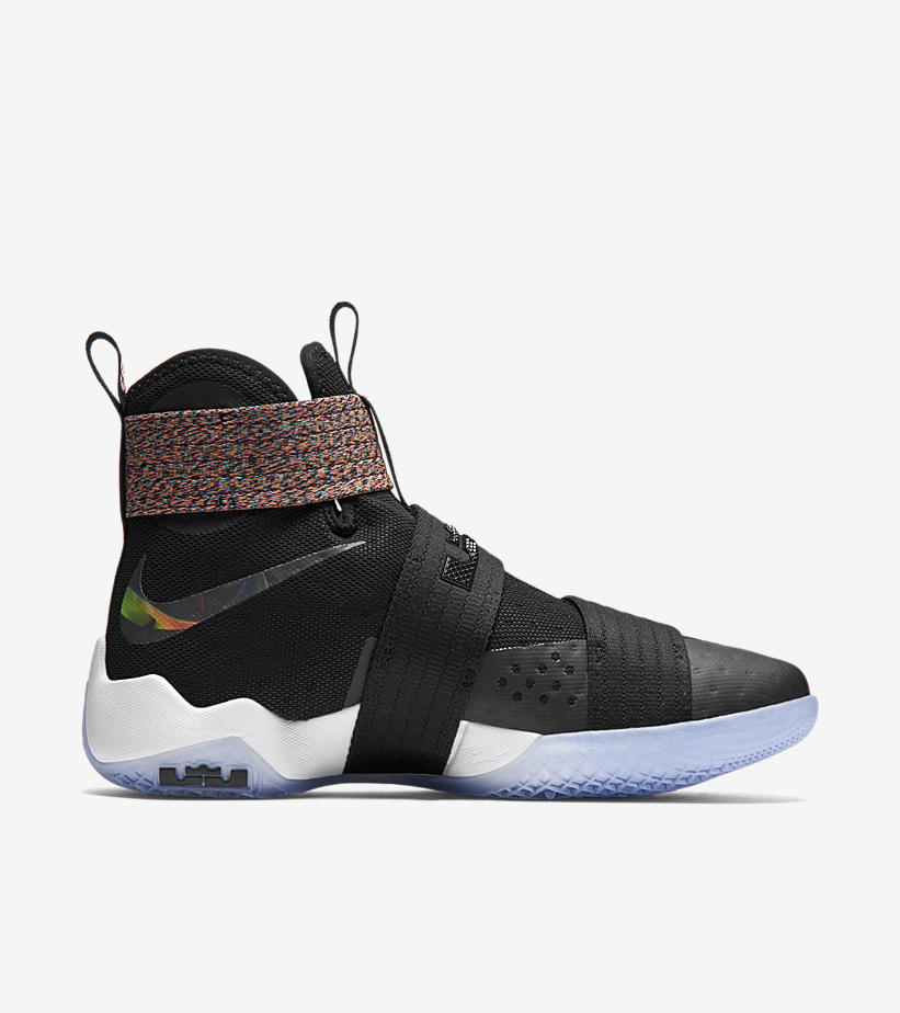 Nike LeBron Soldier 10 'Unlimited' medial