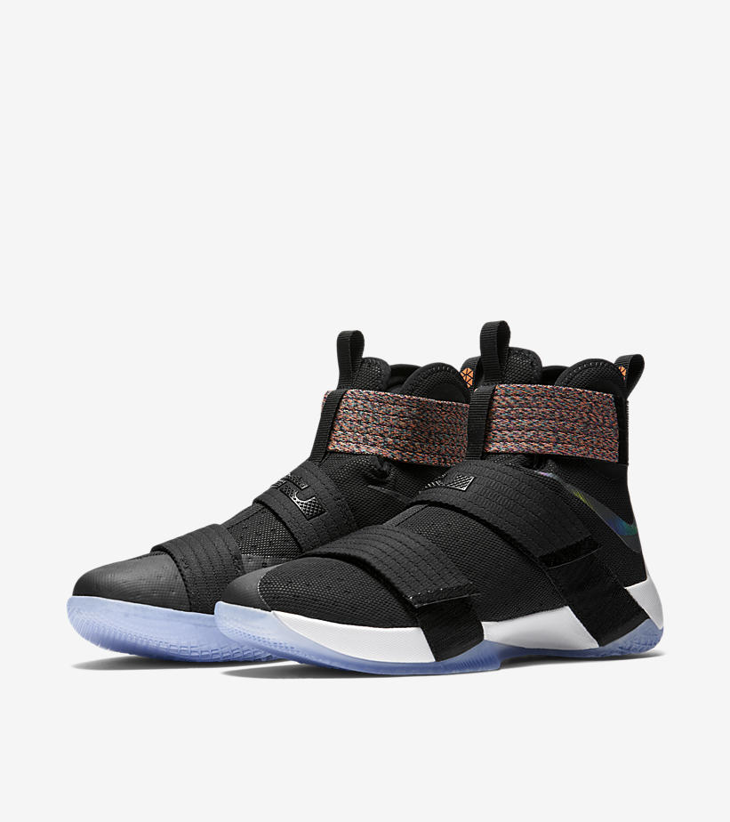 Nike LeBron Soldier 10 'Unlimited'