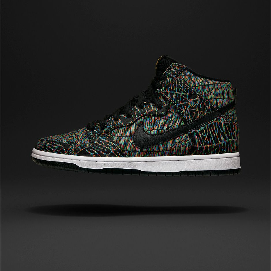 Nike SB Dunk High Premium Tripper 1