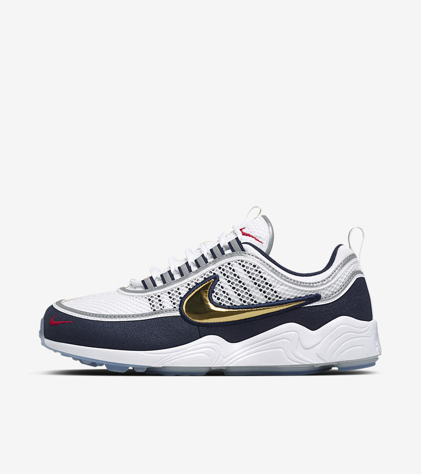 Nike Spiridon USA - Side