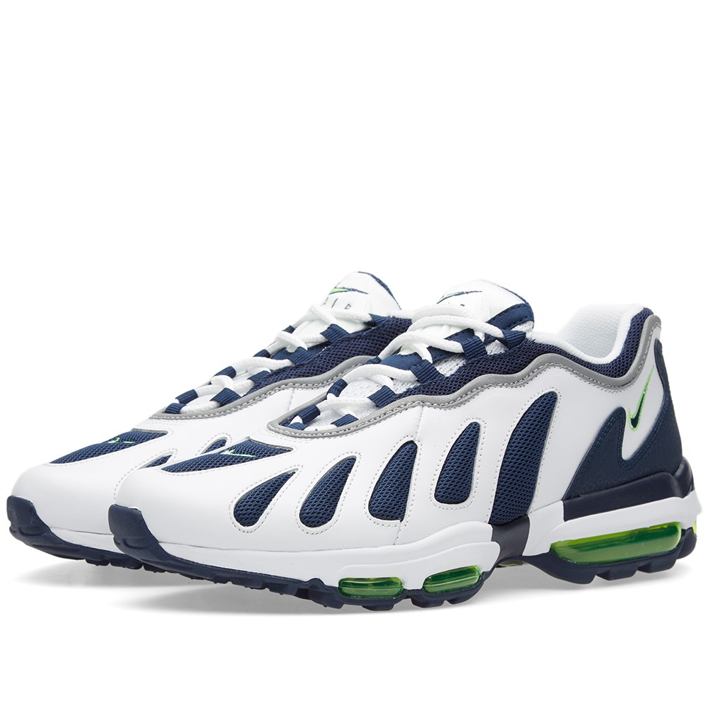 Nikelab Air Max 96 Ultra – Blue-Green – Full