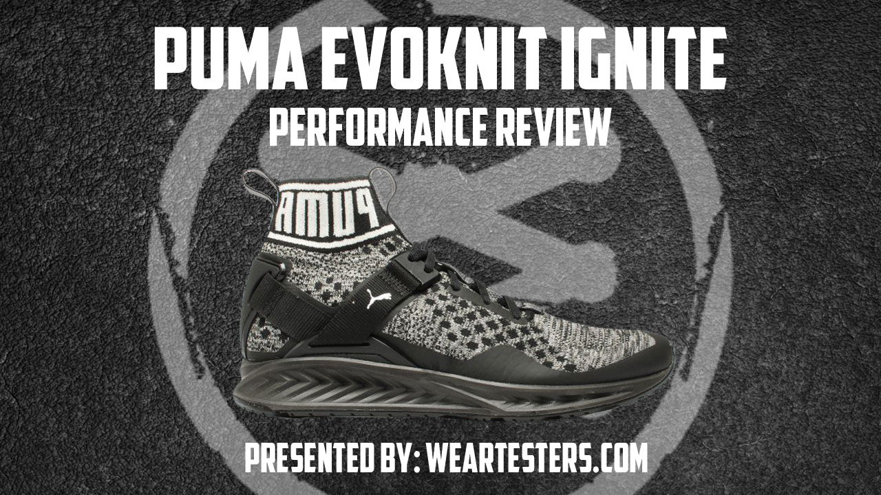 PUMA evoknit Ignite performance review 1