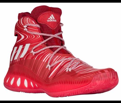 Adidas Crazy Explosive Collegiat Scarlet