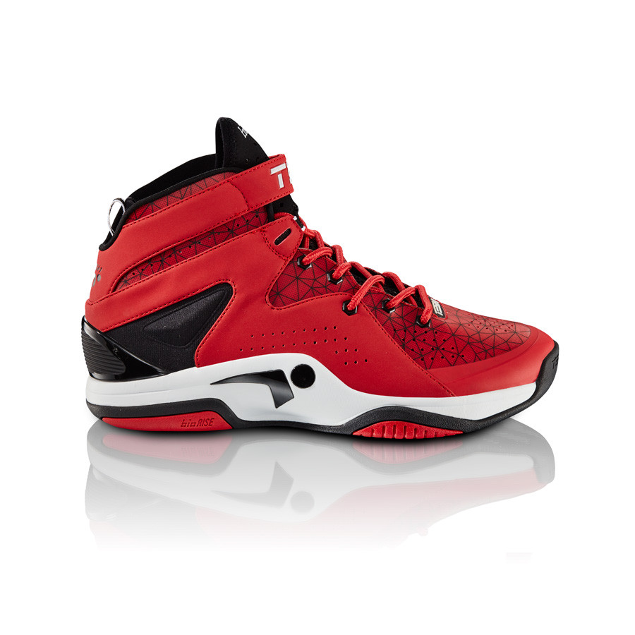 Tesh Sports Introduces New Footwear Lineup For Basketball and Training Vekut Hi 2