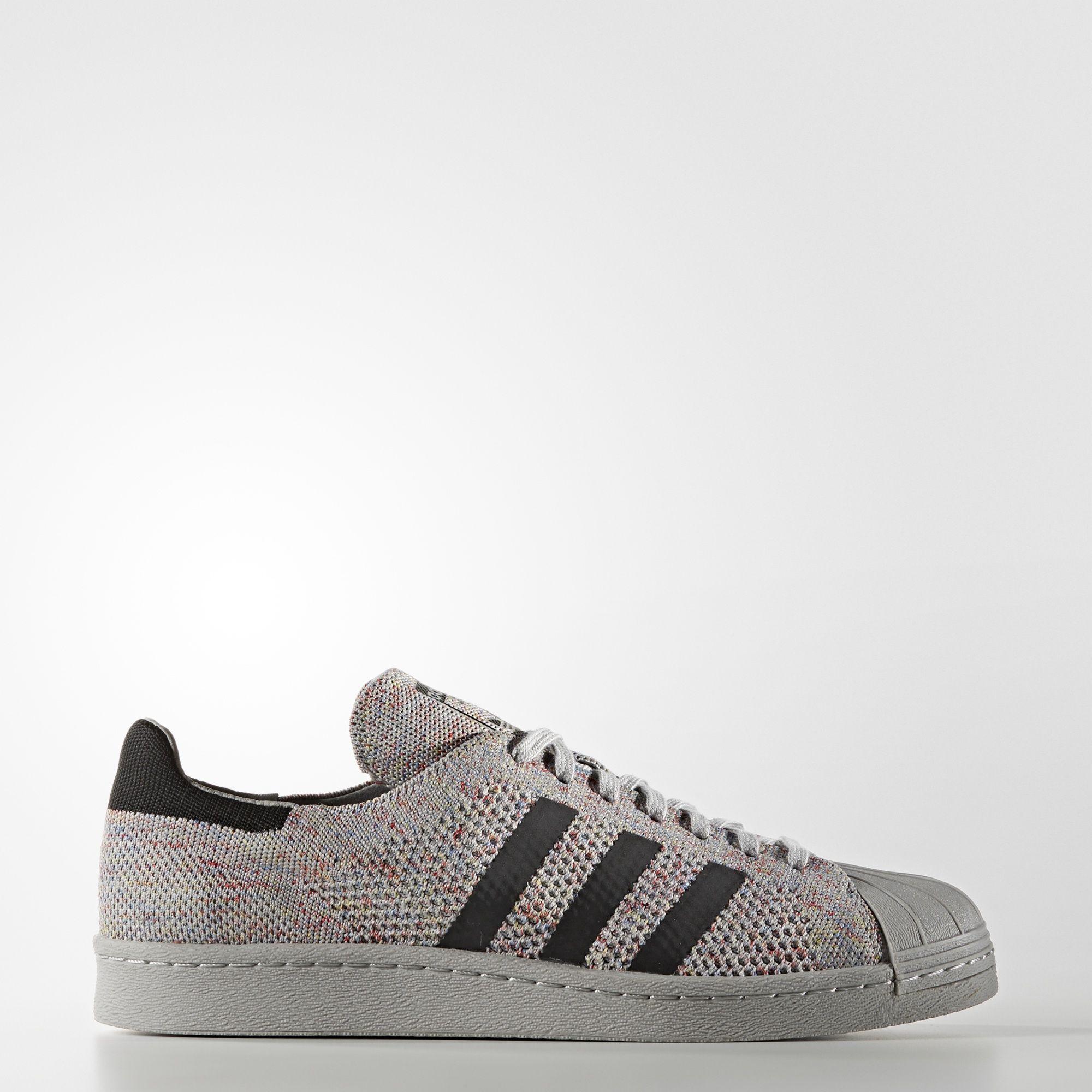 adidas Superstar 80s Primeknit Multicolor Sneaker Bar Detroit