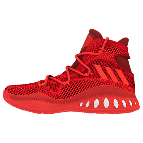 The adidas Crazy Explosive Primeknit in Red is Available Now + Performance Information 1