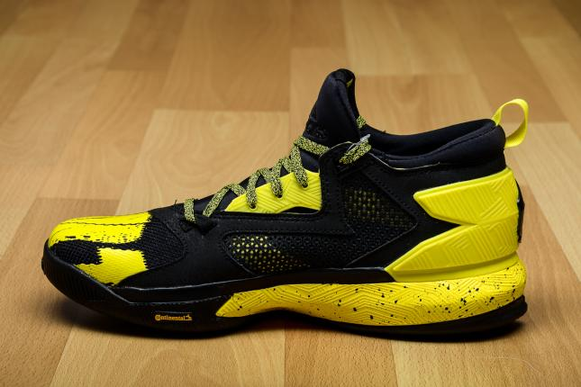 The adidas Lillard 2 Squeezes Out Two More Colorways-4