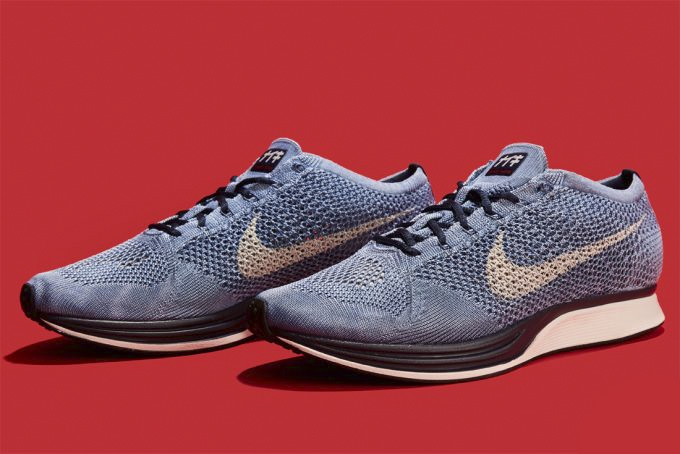 These 'Indigo' Nike Flyknit Racers Were Hand-Dyed in Japan-7