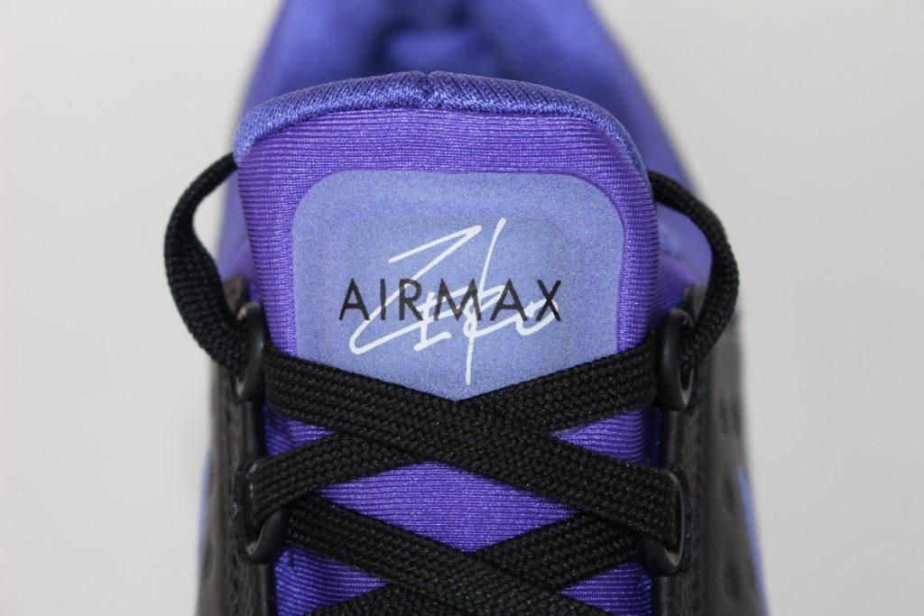 Nike Air Max Zero QS Persion Violet -Tongue