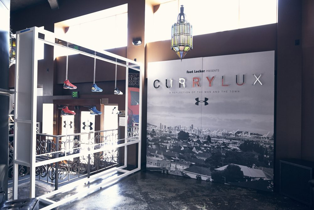 Under Armour Curry Lux Pop Up Shop Event Recap Ft. E 40 & Too $hort 3