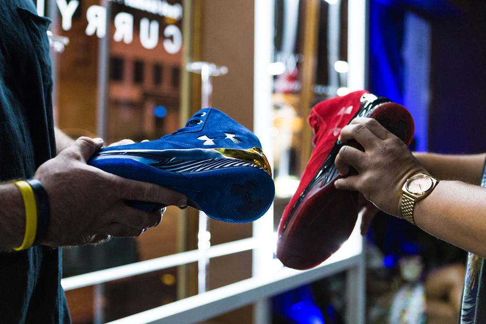 Under Armour Curry Lux Pop Up Shop Event Recap Ft. E 40 & Too $hort 4