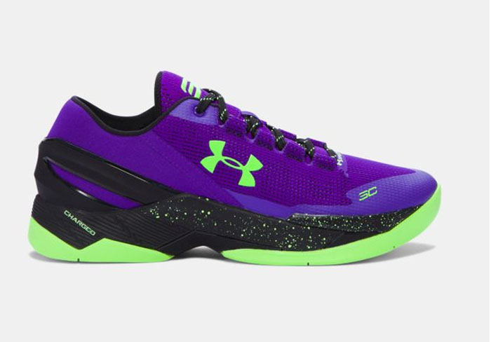 Under Armour Finally Releases the Curry 2 Low Brand House Exclusives Online 2