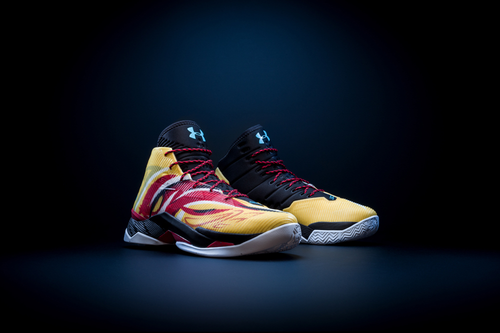 Under Armour Unveils the Curry 2.5 'Journey to Excellence' Pack During Stephen Curry's Asia Tour 12