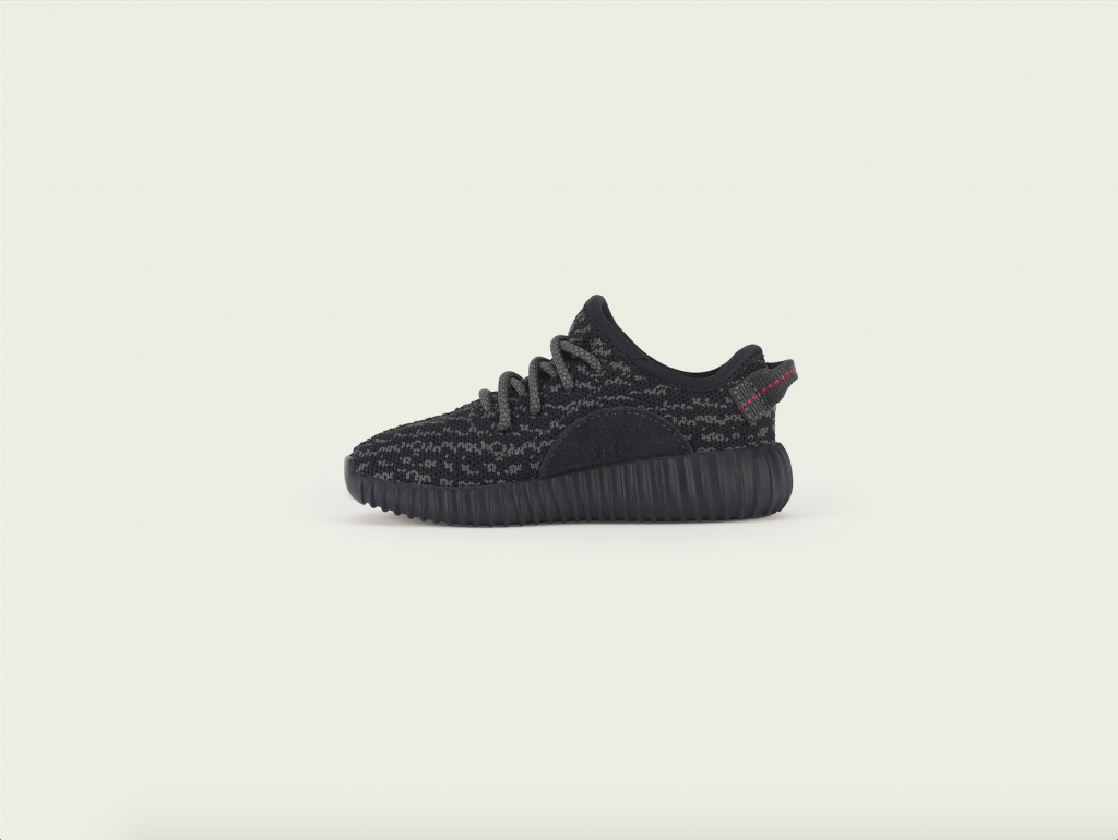 YEEZY BOOST 350 'Infant' 4