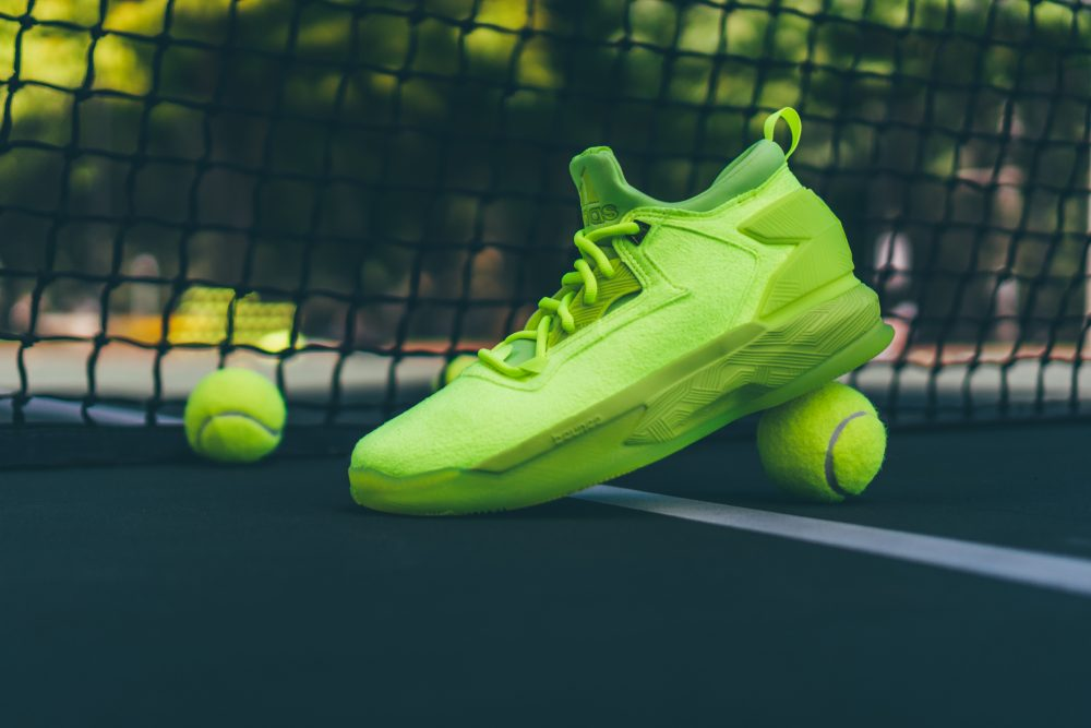 adidas Basketball Unveils the New D Lillard 2 Tennis Ball Edition 2