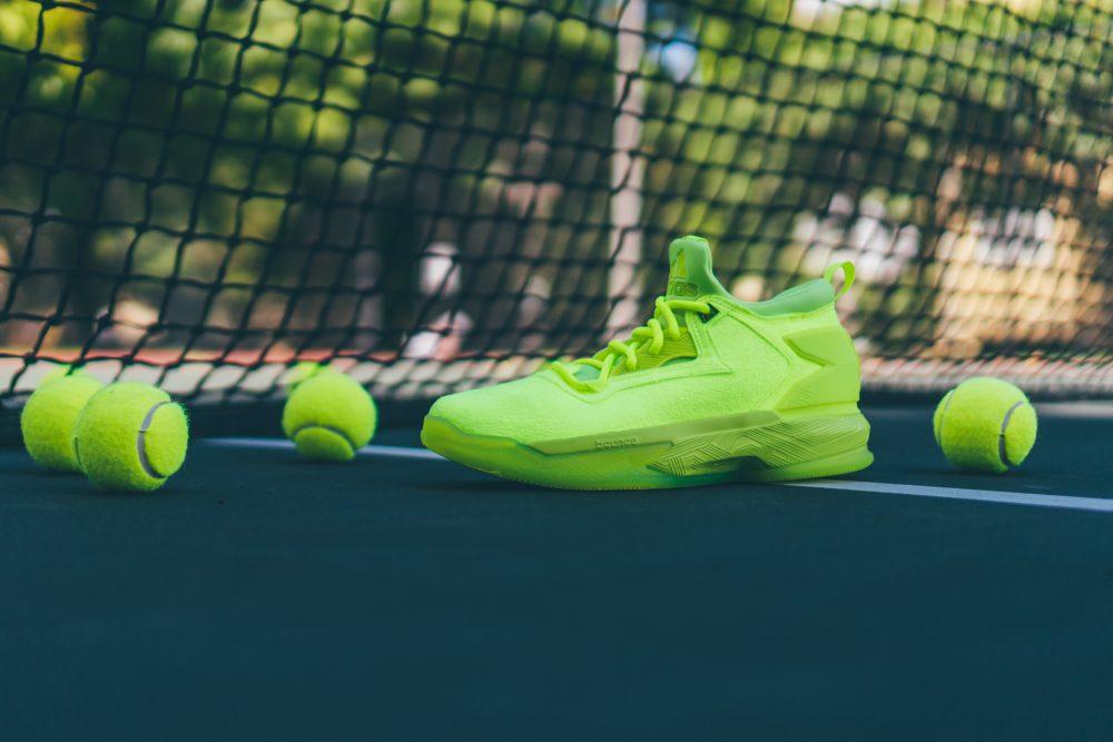 adidas Basketball Unveils the New D Lillard 2 Tennis Ball Edition 3