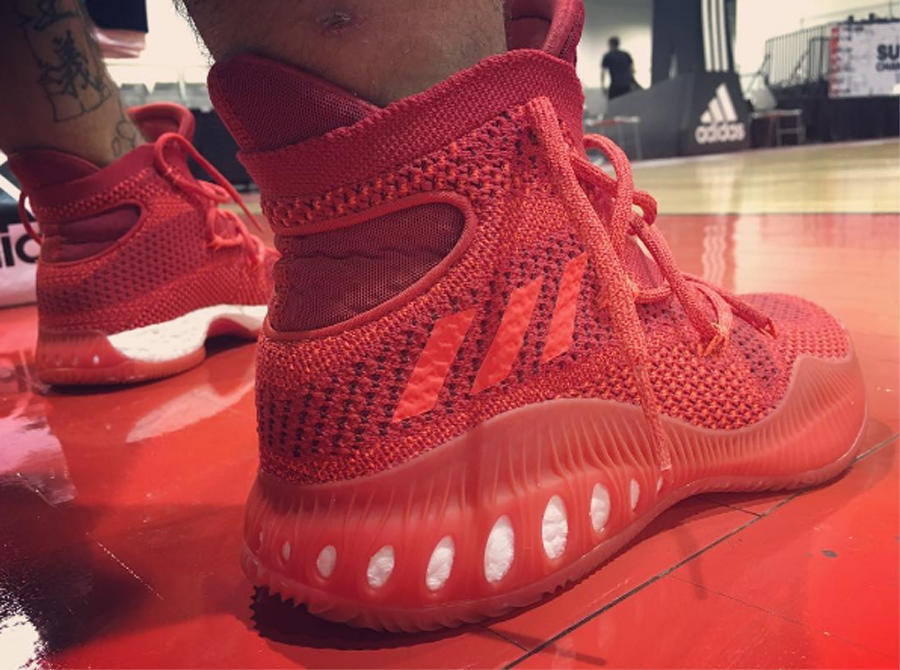adidas Crazy Explosive Primeknit Performance Review Cushion