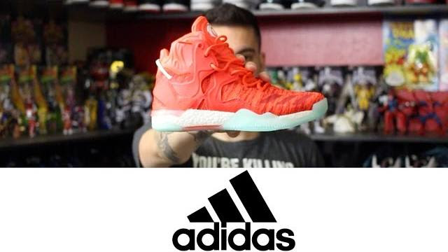 adidas D Rose 7 Primeknit  Detailed Look and Review