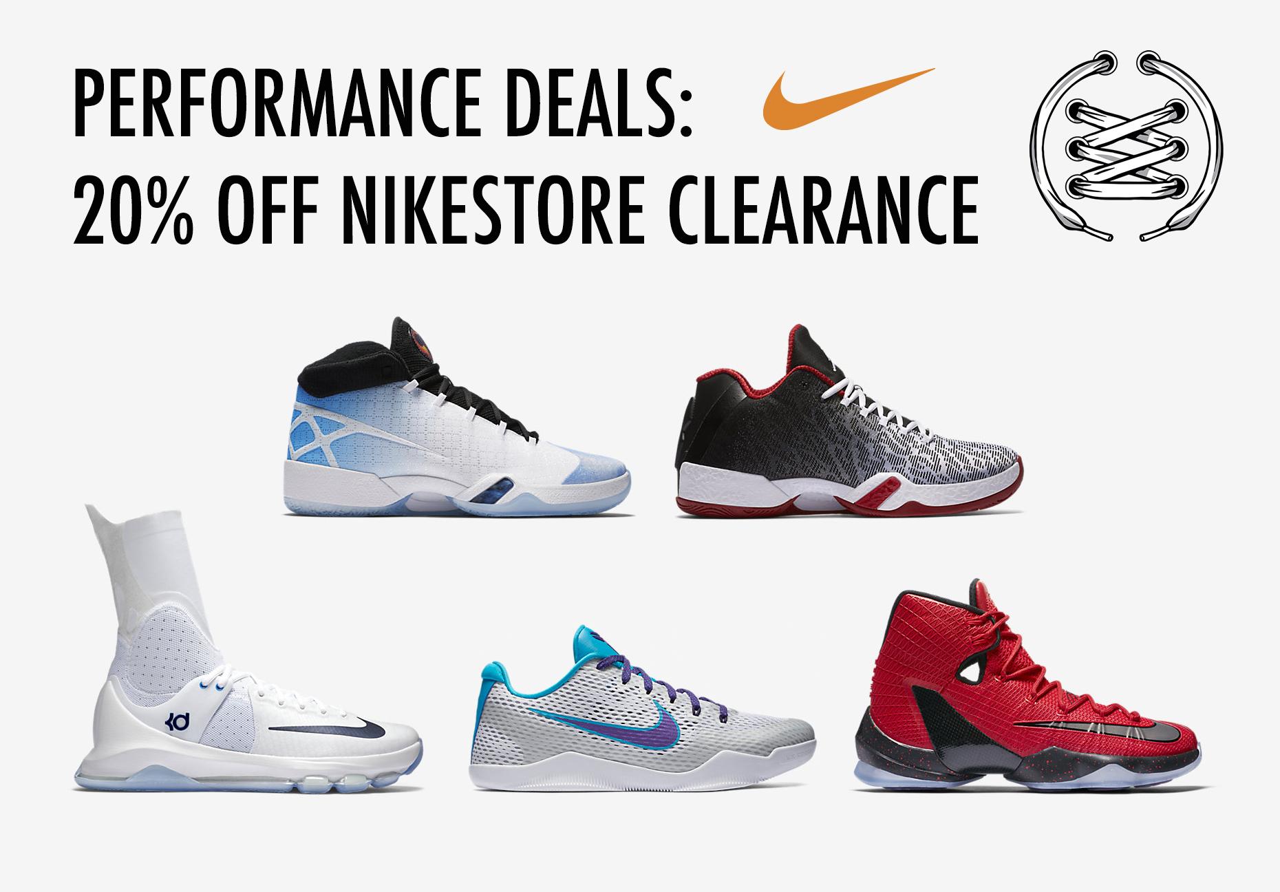nike performance deals copy