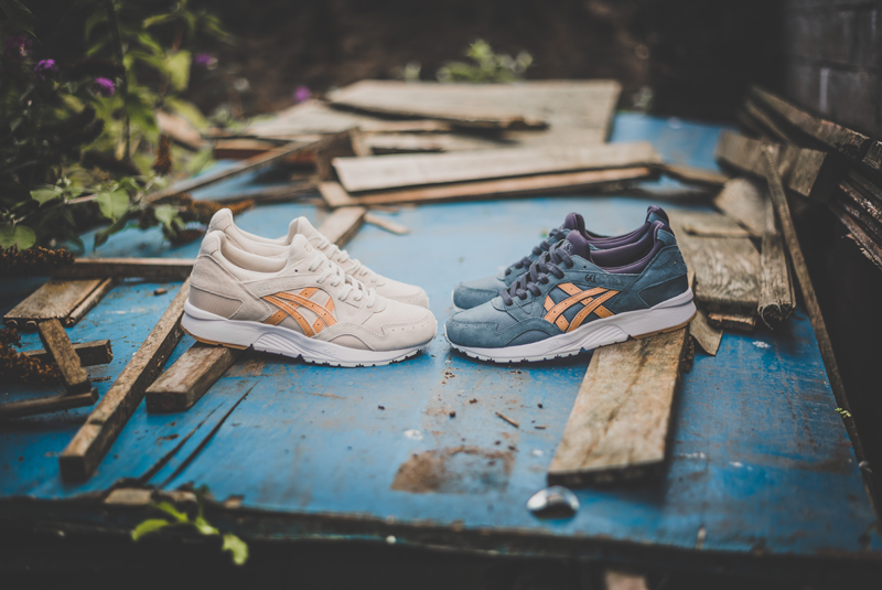 ASICS Gel Lyte V 'Veg-Tan' Pack 1