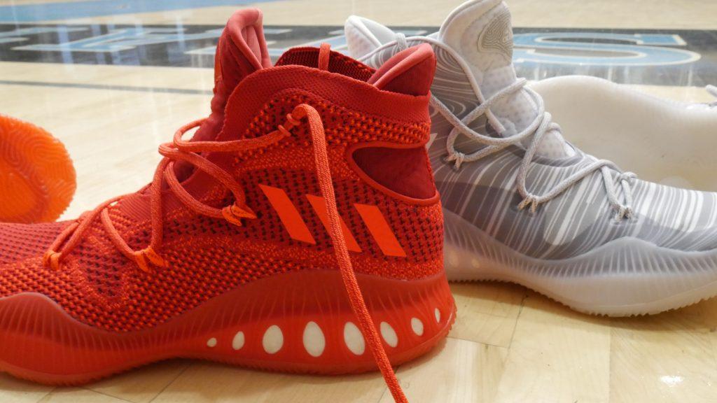 Adidas Crazy Explosive Materials