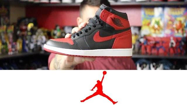 Air Jordan 1 Retro 'Banned' 2016  Detailed Look and Review