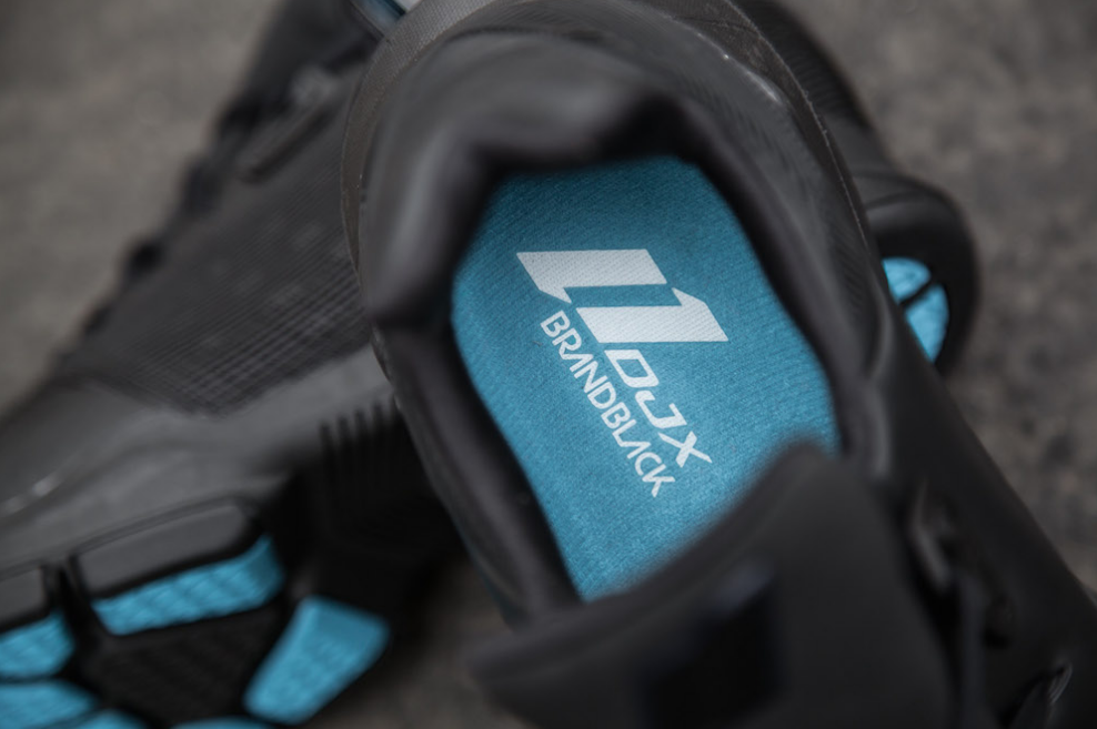 DeSean Jackson x Brandblack Introduce the DJX Trainer-3