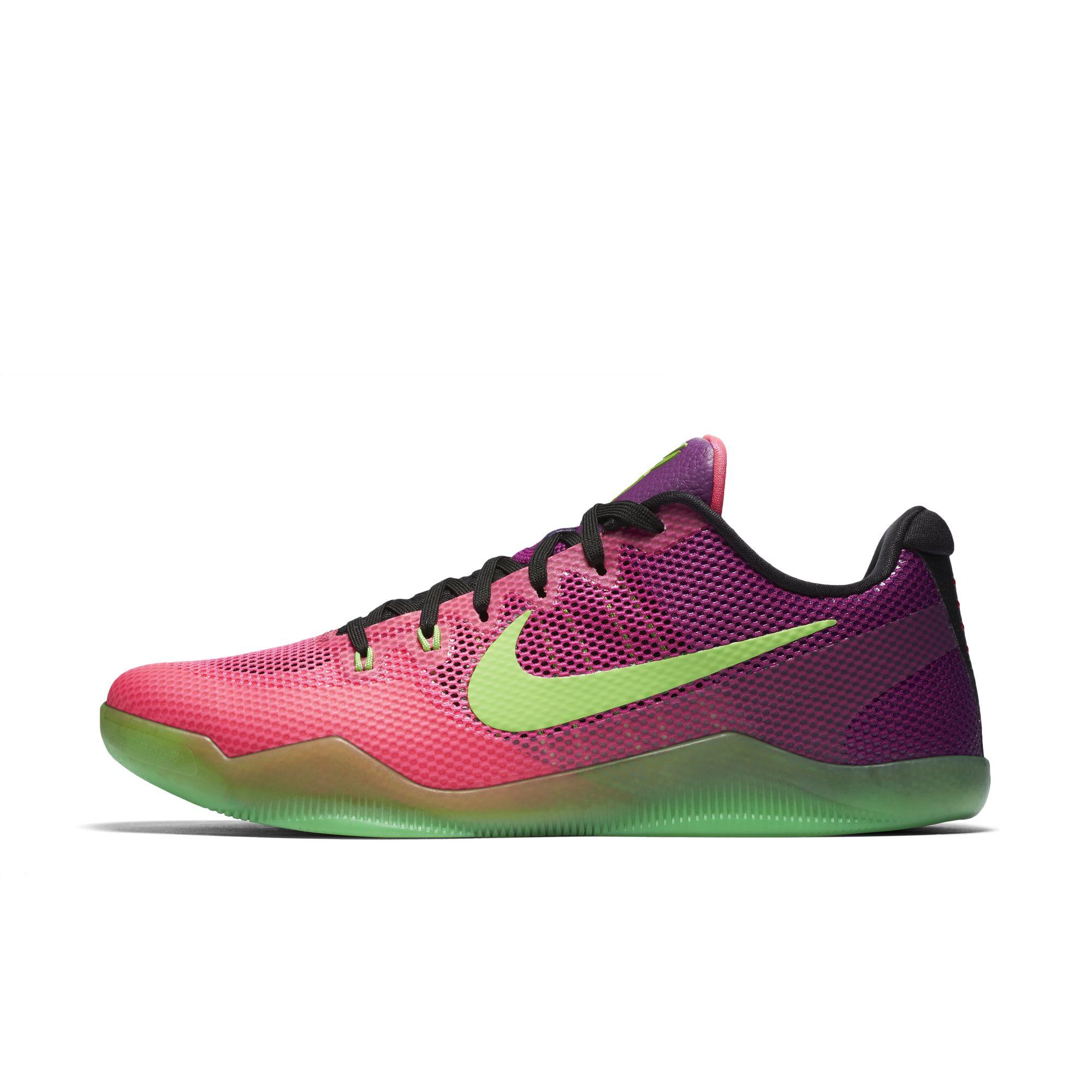 Kobe 11 Mambacurial Pink -2