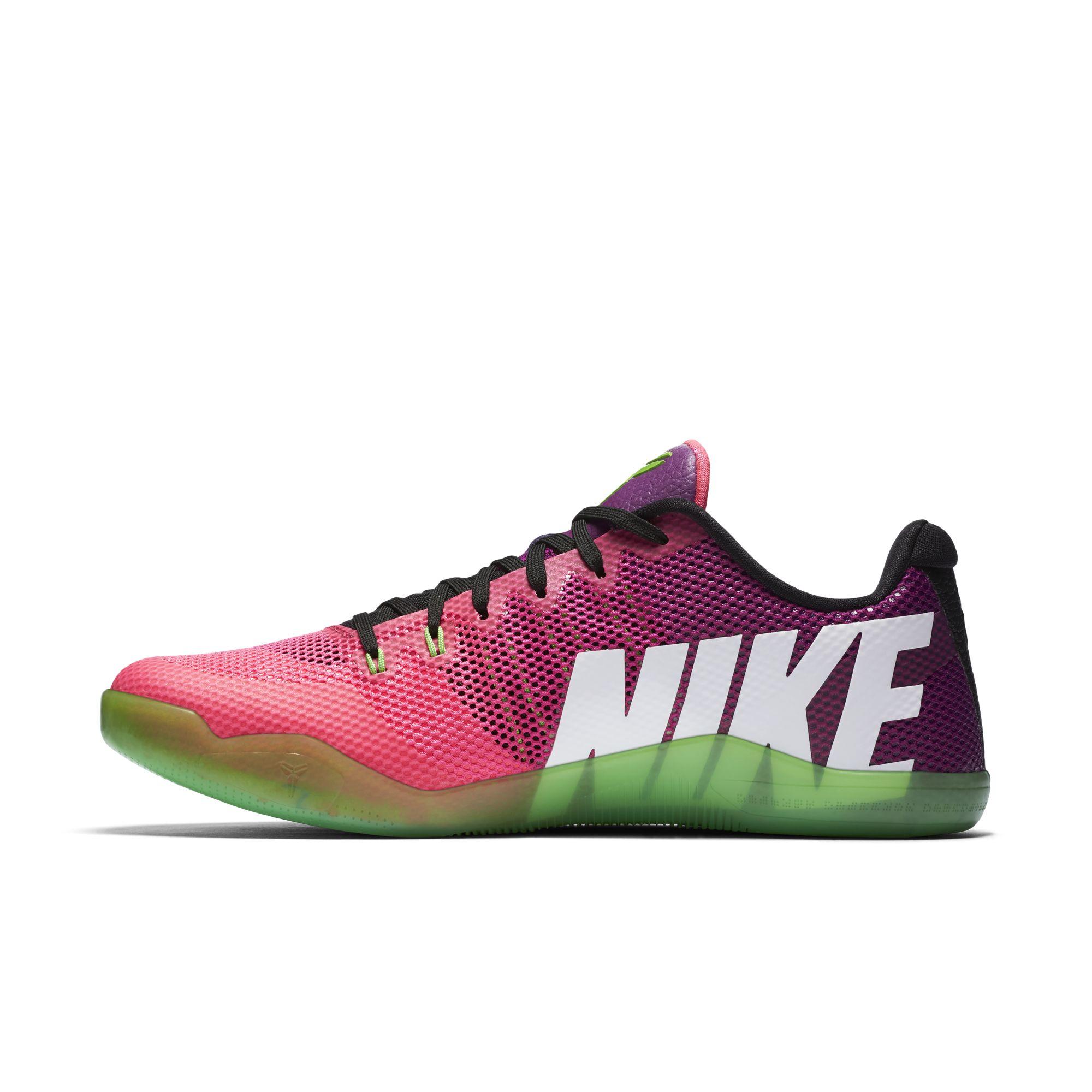 Kobe 11 Mambacurial Pink -5