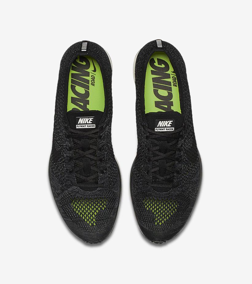 Nike Flyknit Racer Knit By Night 4